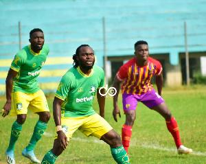 Hearts Aduana Stars Yahaya Mohammed