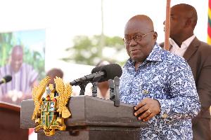 Pres Akufo Goaso