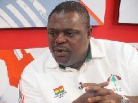 Koku Anyidoho , Deputy General Secretary, NDC