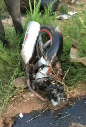 Motor Accident Dead
