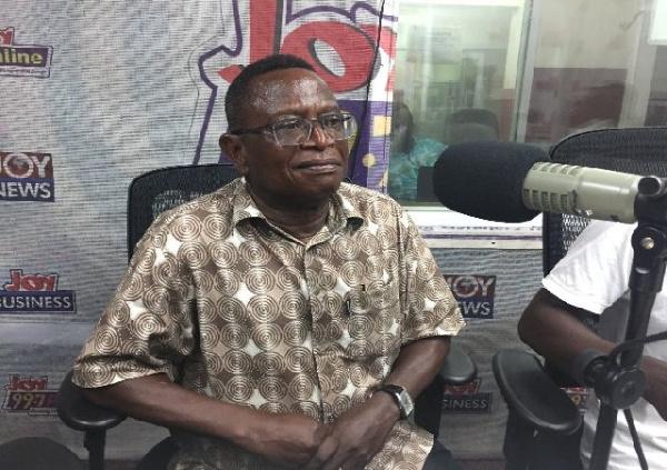 NDC's campaign against December referendum a 'set back' – Kwesi Jonah
