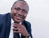 Killed NPP treasurer, Mark Ofori