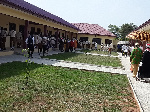 Nsawkaw State SHS gets new boys dormitory