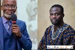 Investigative journalist, Manasseh Azure and NPP stalwart, Gabby Otchere-Darko