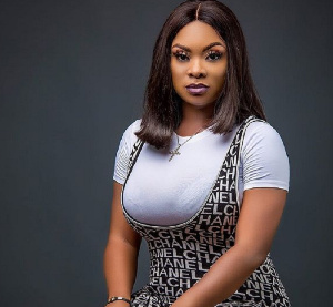 Actress Beverly Afaglo
