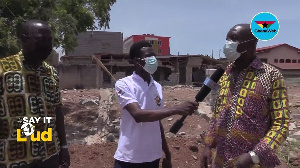 The property owners lament unfair destruction of their structures