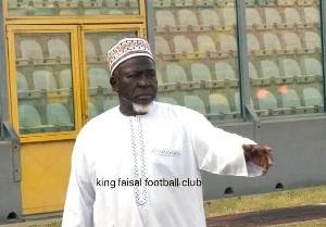 King Faisal Grusah
