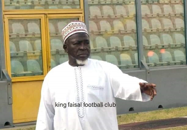 Alhaji Grusah will attend Congress on Tuesday
