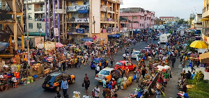 For every five Ghanaians, two of them are identified as multidimensionally poor