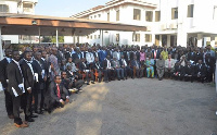 GhIE has inducted 145 new Engineers who passed the Engineering Professional Examination