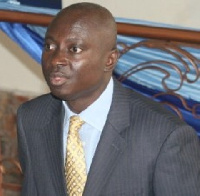 Samuel Atta Akyea is the Minister for Works & Housing