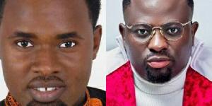 Gospel musicians Ernest Opoku and Brother Sammy