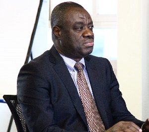 Arts and Culture Minister-designate, Ibrahim Mohammed Awal
