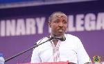 General Secretary of NPP, John Boadu