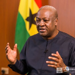The culture of silence under Akufo-Addo is terrifying - Mahama