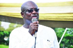 Kojo Bonsu, Flagbearer hopeful of the NDC