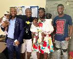 Social media users blast Kwasi Aboagye, Funny Face's family for threatening to sue Kwaku Manu