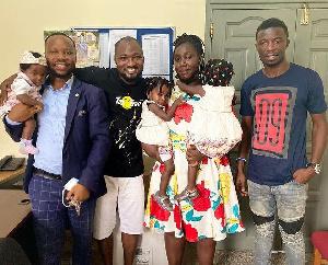 Kwaku Manu   Funny Face Reunion