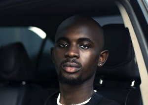 Ghanaian rapper, Black Sherif has been successful just at the start of his career