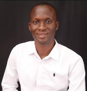 Ralph Apetorgbor Deputy NDC Communications Officer Anyaa Sowutuom