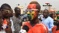 Leader of National Body Painters, Obuor