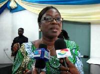 Mrs Dzifa Attivor, Minister of Transport
