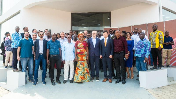 HMD demonstrates commitment to Ghana with ultra-modern office complex