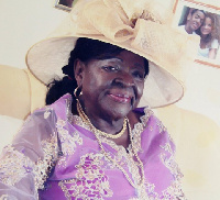 The late Mrs. Mary Adu Boahen