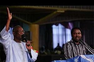 Prof Atta Mills and TB Joshua