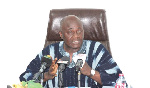 Minister of Local Government, Decentralisation and Rural Development, Dan Botwe