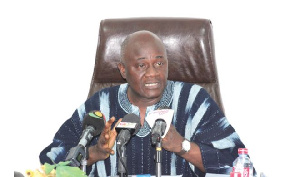 Dan Botwe, Minister for Local Government, Decentralization and Rural Development
