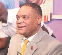 Ivor Kobina Greenstreet, 2016 Presidential Candidate of the Convention People's Party (CPP)