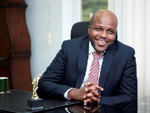 Kojo Addae-Mensah, CEO of Databank Group