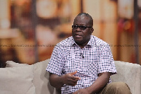 President of NAGRAT, Mr Eric Agbe-Carbonu