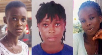 The police have discovered more human remains in their for the three missing girls