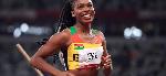 Ghana's Nadia Eke exits Tokyo 2020