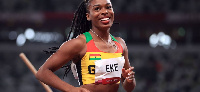 Ghanaian triple jumper Nadia Eke has retired from athletics at the age of 28