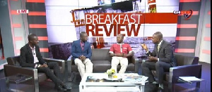 GHToday airs every weekday from 6:am to 10:am
