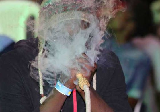 Smoking of shisha for one hour is believed to be equivalent to smoking 100 sticks of cigarettes