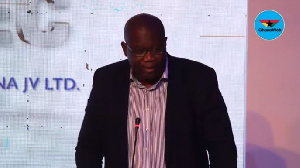 Egbert Faibille Jnr, Acting Chief Executive Officer of Petroleum Commission