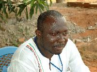Baba Jamal Konneh, Member of Parliament for Akwatia