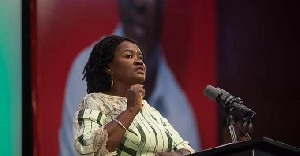 NDC's Vice Presidential Candidate, Prof Naana Jane Opoku-Agyemang