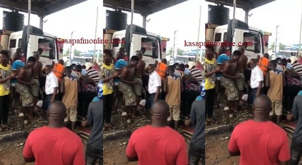 Toll booth attendant crushed to death at Tema motorway, another injured