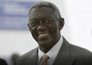 Former President Kufour