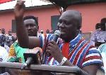 Ekow Quansah Hayford, late MP for the Mfantseman Constituency