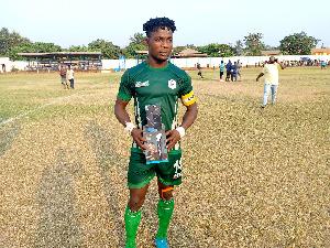 Striker, Kwame Peprah