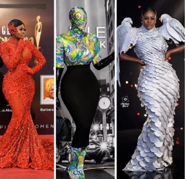 Ghanaian actress and fashionista, Nana Akua Addo