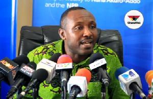 John Boadu Confab