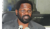 Alfred Oko Vanderpuije, MP for Ablekuma South