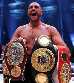 WBC champion, Tyson Fury